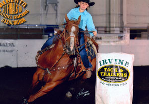 Zevi Bar Hemp - Futurity Round Winner